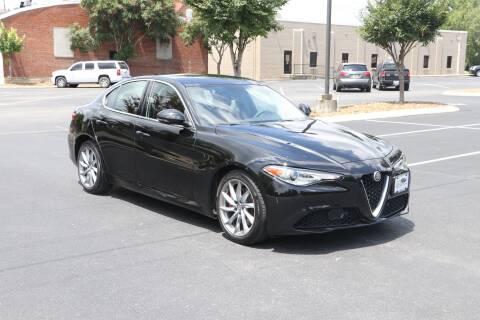 2018 Alfa Romeo Giulia for sale at Auto Collection Of Murfreesboro in Murfreesboro TN