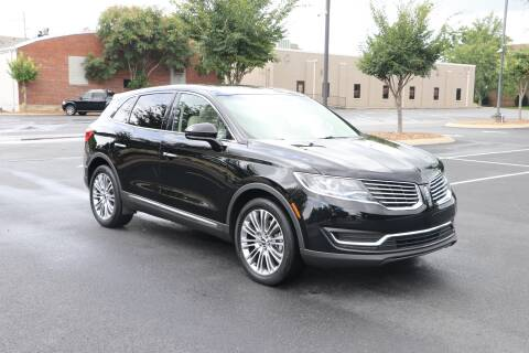 2017 Lincoln MKX for sale at Auto Collection Of Murfreesboro in Murfreesboro TN