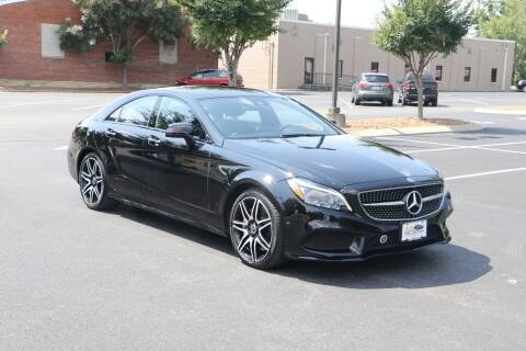 2017 Mercedes-Benz CLS for sale at Auto Collection Of Murfreesboro in Murfreesboro TN