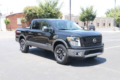 2017 Nissan Titan for sale at Auto Collection Of Murfreesboro in Murfreesboro TN