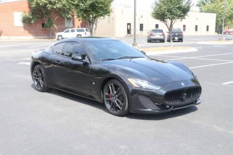 2015 Maserati GranTurismo for sale at Auto Collection Of Murfreesboro in Murfreesboro TN
