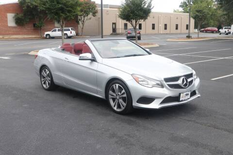 2017 Mercedes-Benz E-Class for sale at Auto Collection Of Murfreesboro in Murfreesboro TN