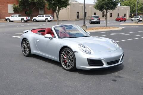 2018 Porsche 911 for sale at Auto Collection Of Murfreesboro in Murfreesboro TN