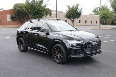 2019 Audi Q8 for sale at Auto Collection Of Murfreesboro in Murfreesboro TN