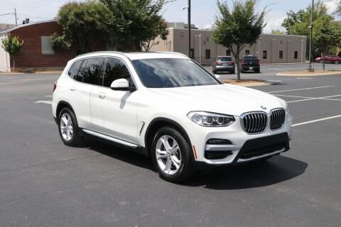 2020 BMW X3 for sale at Auto Collection Of Murfreesboro in Murfreesboro TN