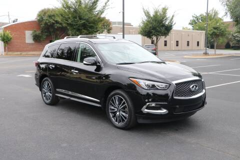 2017 Infiniti QX60 for sale at Auto Collection Of Murfreesboro in Murfreesboro TN