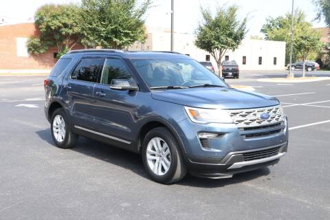 2018 Ford Explorer for sale at Auto Collection Of Murfreesboro in Murfreesboro TN