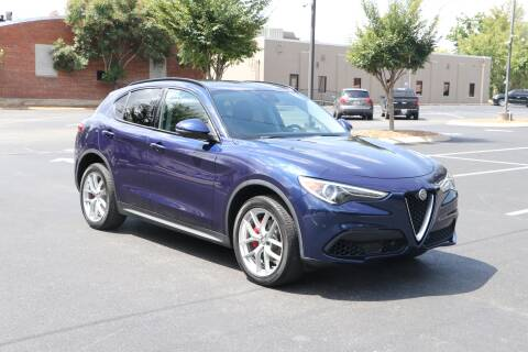 2018 Alfa Romeo Stelvio for sale at Auto Collection Of Murfreesboro in Murfreesboro TN