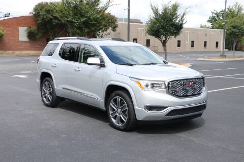 2019 GMC Acadia for sale at Auto Collection Of Murfreesboro in Murfreesboro TN