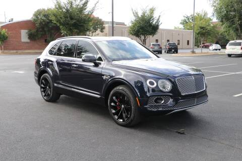 2018 Bentley Bentayga for sale at Auto Collection Of Murfreesboro in Murfreesboro TN