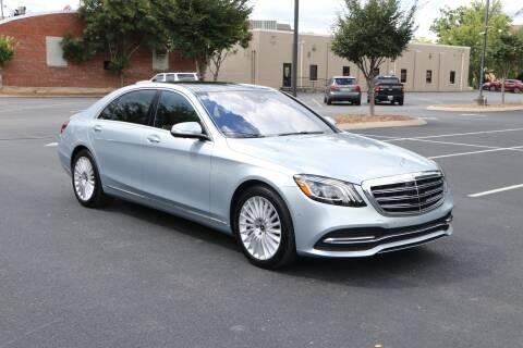 2019 Mercedes-Benz S-Class for sale at Auto Collection Of Murfreesboro in Murfreesboro TN