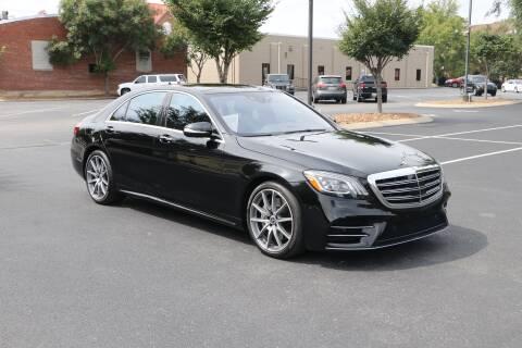 2018 Mercedes-Benz S-Class for sale at Auto Collection Of Murfreesboro in Murfreesboro TN
