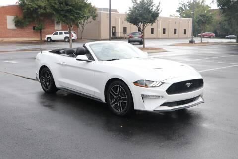 2020 Ford Mustang for sale at Auto Collection Of Murfreesboro in Murfreesboro TN