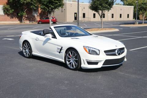 2016 Mercedes-Benz SL-Class for sale at Auto Collection Of Murfreesboro in Murfreesboro TN