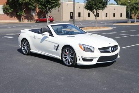 2016 Mercedes-Benz SL-Class for sale at Auto Collection Of Murfreesboro in Murfreesboro TN