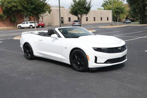 2020 Chevrolet Camaro for sale at Auto Collection Of Murfreesboro in Murfreesboro TN