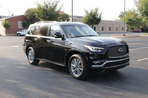 2018 Infiniti QX80 for sale at Auto Collection Of Murfreesboro in Murfreesboro TN