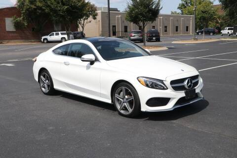 2017 Mercedes-Benz C-Class for sale at Auto Collection Of Murfreesboro in Murfreesboro TN