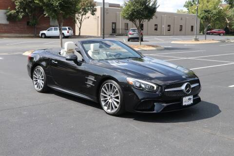 2017 Mercedes-Benz SL-Class for sale at Auto Collection Of Murfreesboro in Murfreesboro TN