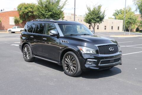 2017 Infiniti QX80 for sale at Auto Collection Of Murfreesboro in Murfreesboro TN