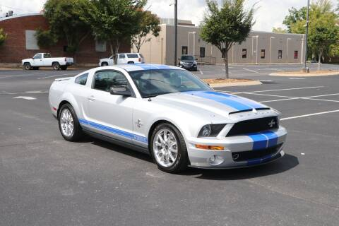 2008 Ford Shelby GT500 for sale at Auto Collection Of Murfreesboro in Murfreesboro TN
