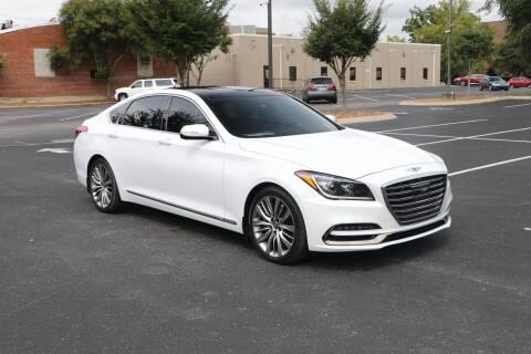 2018 Genesis G80 for sale at Auto Collection Of Murfreesboro in Murfreesboro TN