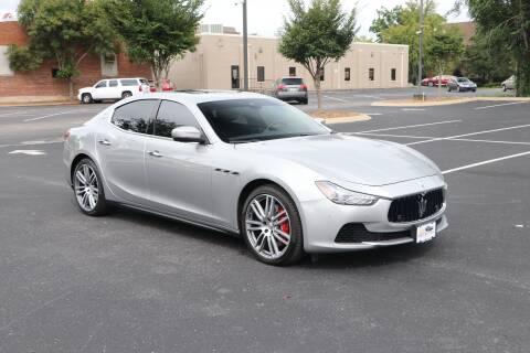 2017 Maserati Ghibli for sale at Auto Collection Of Murfreesboro in Murfreesboro TN