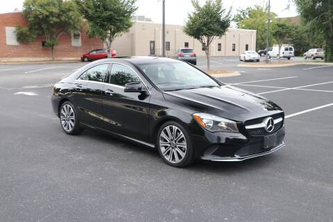 2018 Mercedes-Benz CLA for sale at Auto Collection Of Murfreesboro in Murfreesboro TN