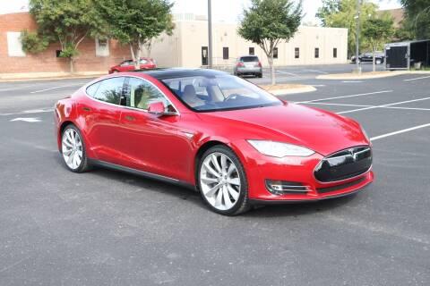 2014 Tesla Model S for sale at Auto Collection Of Murfreesboro in Murfreesboro TN
