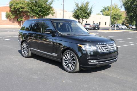 2016 Land Rover Range Rover for sale at Auto Collection Of Murfreesboro in Murfreesboro TN