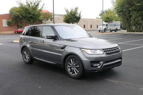 2017 Land Rover Range Rover Sport for sale at Auto Collection Of Murfreesboro in Murfreesboro TN