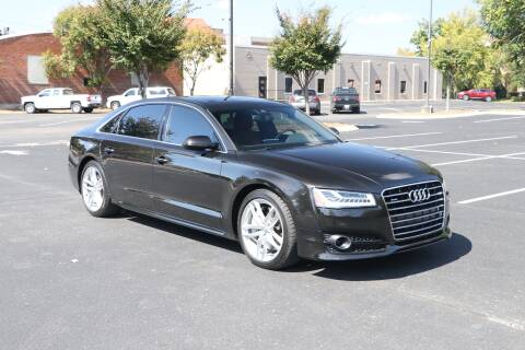 2017 Audi A8 L for sale at Auto Collection Of Murfreesboro in Murfreesboro TN