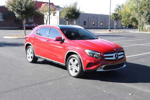 2016 Mercedes-Benz GLA for sale at Auto Collection Of Murfreesboro in Murfreesboro TN