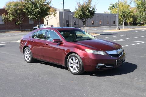 2013 Acura TL for sale at Auto Collection Of Murfreesboro in Murfreesboro TN