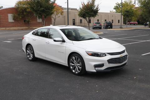 2016 Chevrolet Malibu for sale at Auto Collection Of Murfreesboro in Murfreesboro TN