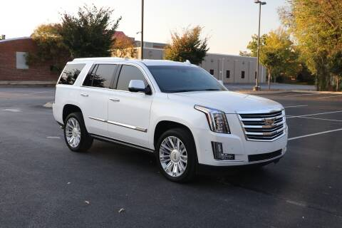 2017 Cadillac Escalade for sale at Auto Collection Of Murfreesboro in Murfreesboro TN
