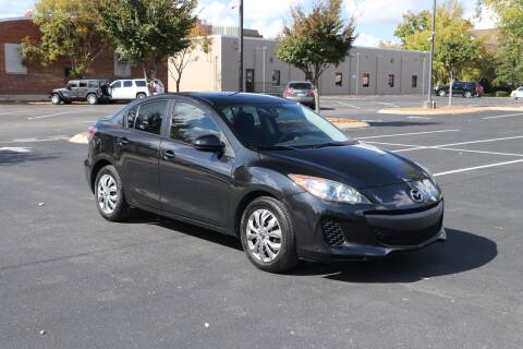 2013 Mazda MAZDA3 for sale at Auto Collection Of Murfreesboro in Murfreesboro TN