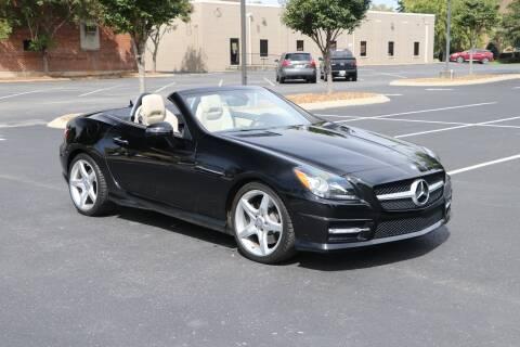 2012 Mercedes-Benz SLK for sale at Auto Collection Of Murfreesboro in Murfreesboro TN