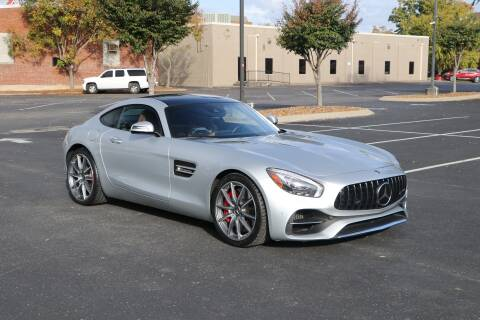 2018 Mercedes-Benz AMG GT for sale at Auto Collection Of Murfreesboro in Murfreesboro TN