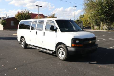 2016 Chevrolet Express Passenger for sale at Auto Collection Of Murfreesboro in Murfreesboro TN