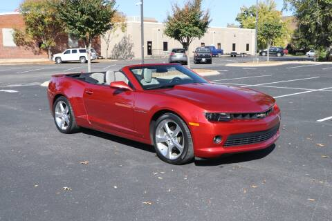 2015 Chevrolet Camaro for sale at Auto Collection Of Murfreesboro in Murfreesboro TN
