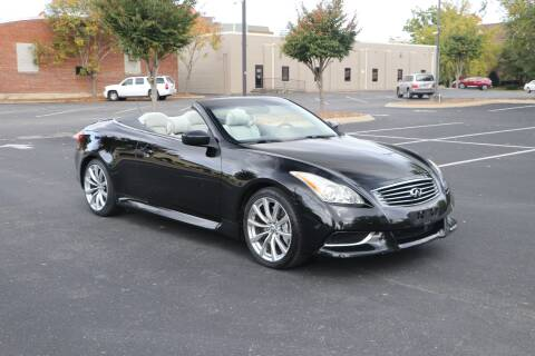 2010 Infiniti G37 Convertible for sale at Auto Collection Of Murfreesboro in Murfreesboro TN