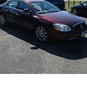 2007 Buick Lucerne for sale at Continental Auto Sales in White Bear Lake MN
