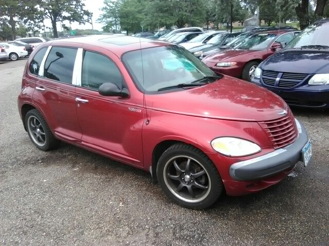 2001 Chrysler PT Cruiser for sale at Continental Auto Sales in White Bear Lake MN