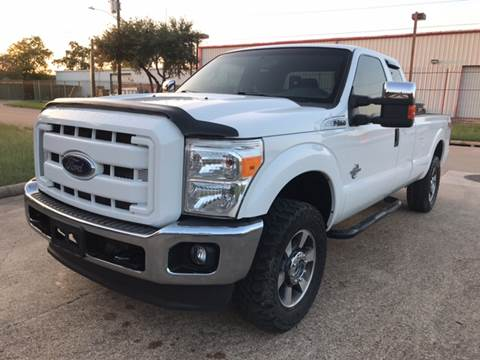 2014 Ford F-250 Super Duty for sale in Houston, TX