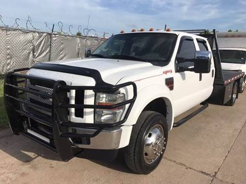 2008 Ford F-450 for sale in Houston, TX