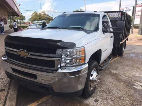 2011 Chevrolet Silverado 3500HD for sale in Houston, TX