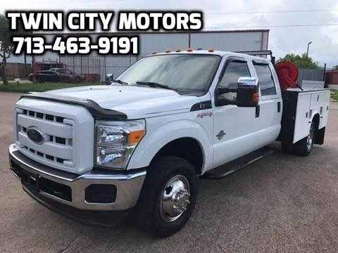 2012 Ford F-350 Super Duty for sale in Houston, TX