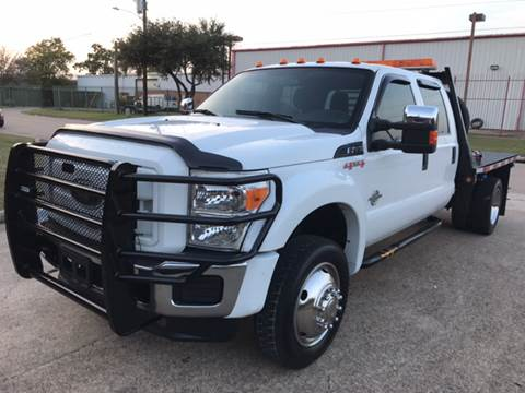 2014 Ford F-450 for sale in Houston, TX