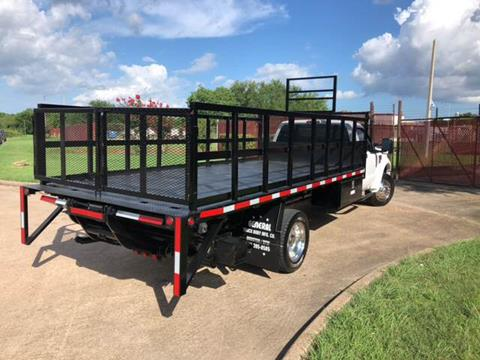 2010 Ford F-550 for sale in Houston, TX